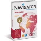Navigator Presentation A4 100Gm Wht Pk5 (Pack of 5)